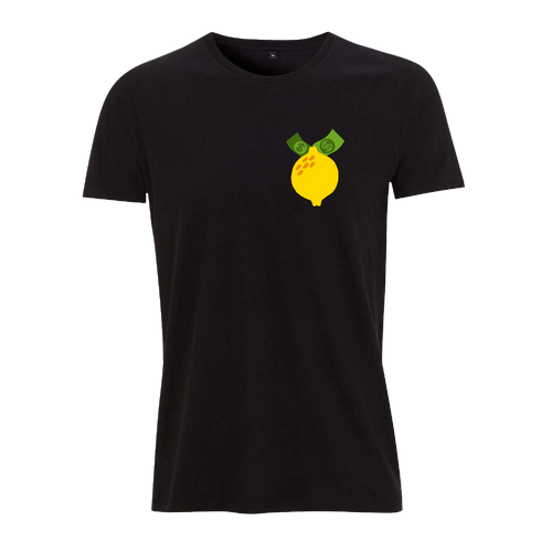 'Sell Lemonade' Black Unisex T-Shirt