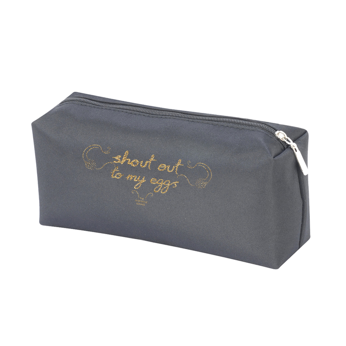 'The Hormone Diaries' Cosmetic Bag