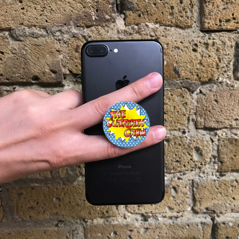'Cutforth Crew' PopSocket