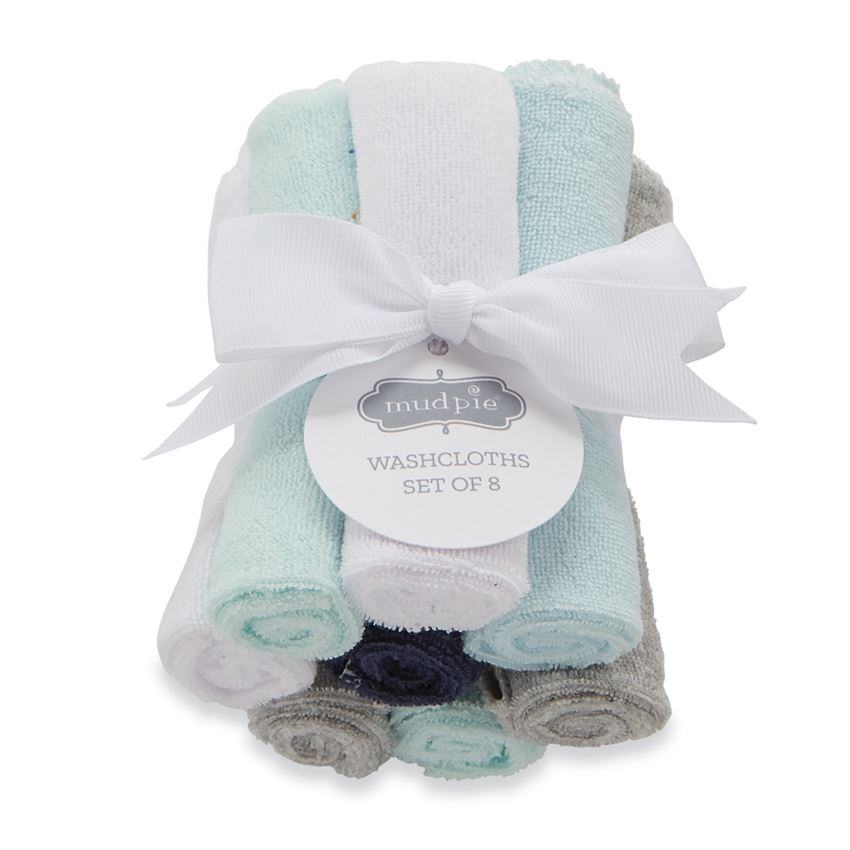Boy Washcloth Set
