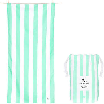 Dock and Bay XL Towel - Mint