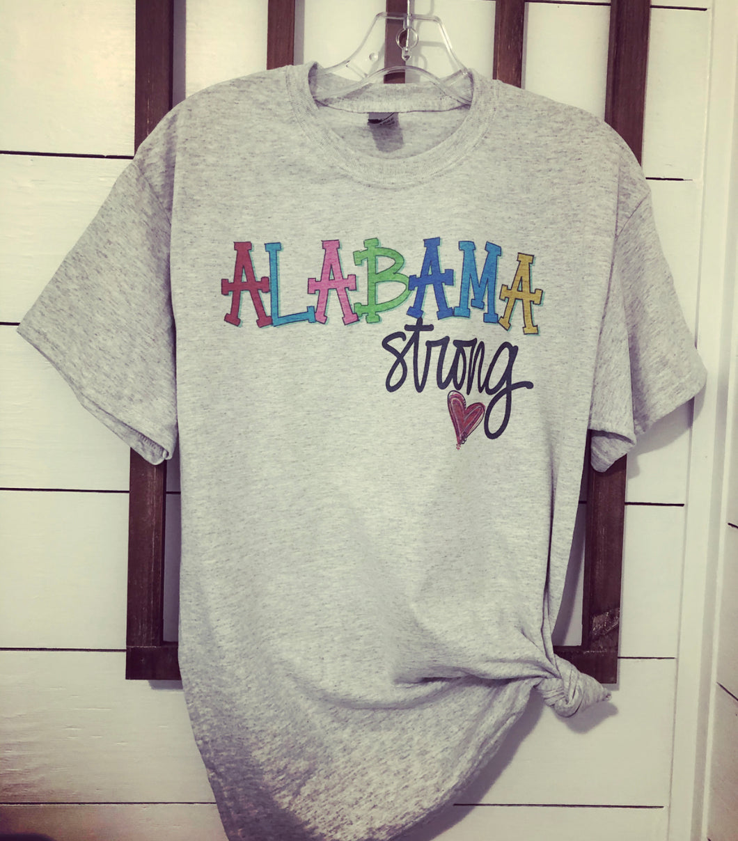 Vintage Style Alabama Strong