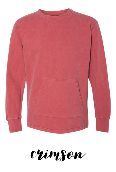 Comfort Colors Terry Pullover