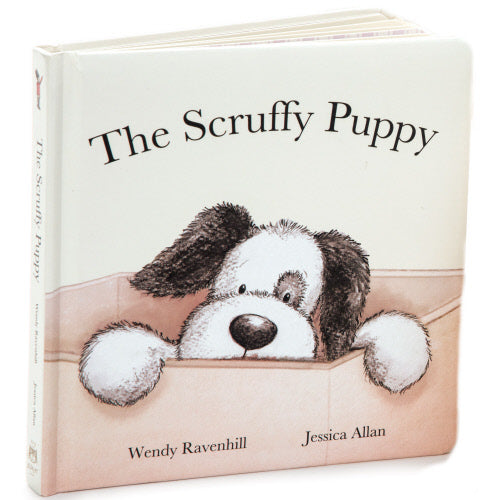 Scuffy Puppy Book