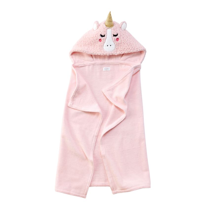 Baby Unicorn Hooded Towel