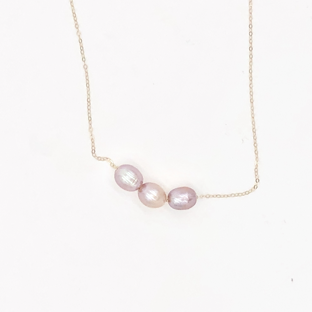 Trinity Slider Necklace