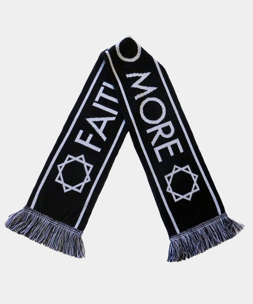 Faith No More (Logo) Black Scarf