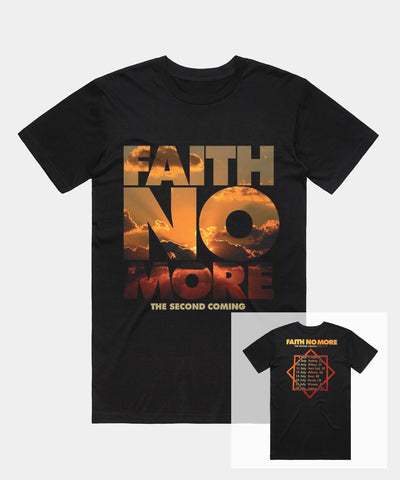 Faith No More (Second Coming Sunset Tour 2010) T-Shirt