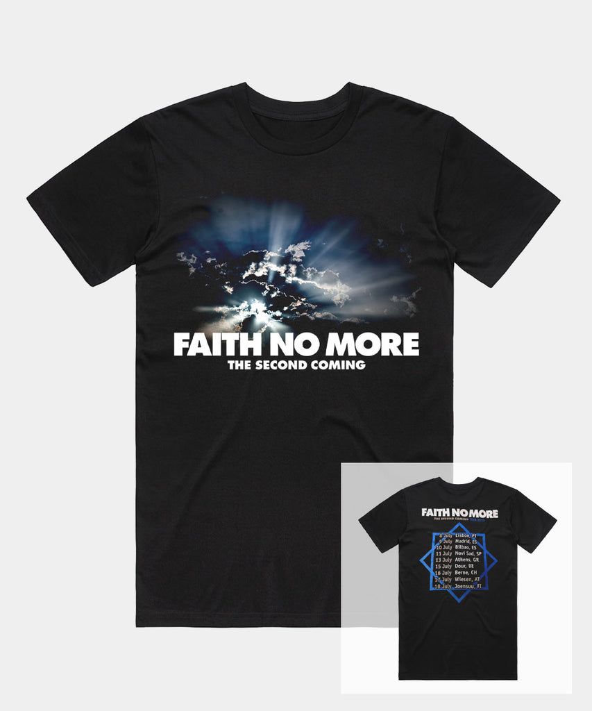 Faith No More (Second Coming Blue Sky Tour 2010) T-Shirt