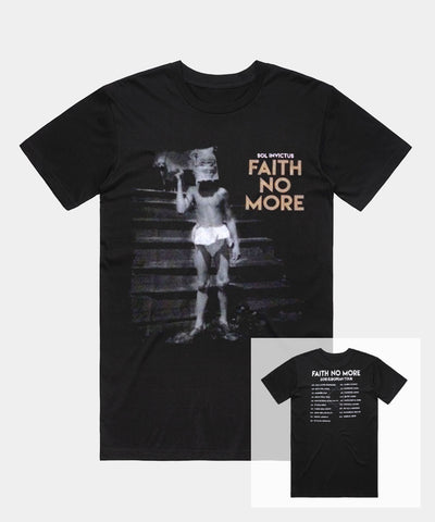 Faith No More (Sol Invictus 2015 tour) Men's T-Shirt