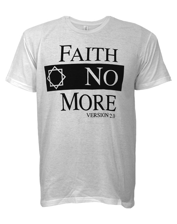Faith No More (Version 2.0 Tour 2010) T-Shirt