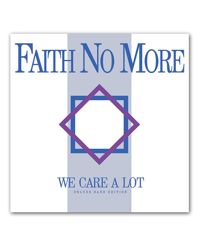 Faith No More (We Care A Lot) CD