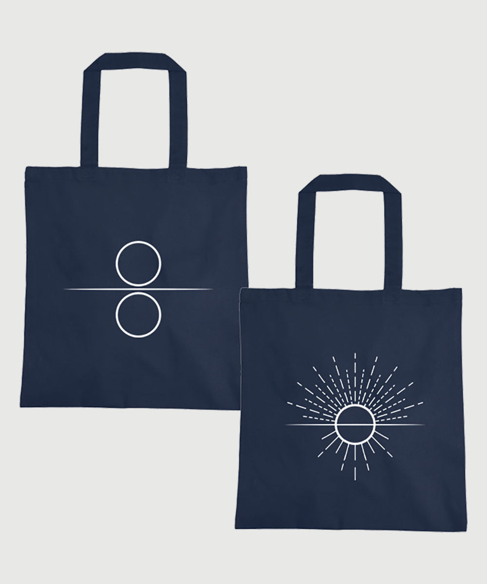 Sun & Moon Tote Bag