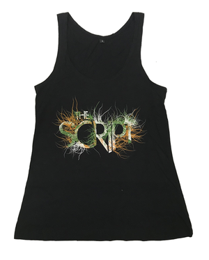 Irish Ladies Vest - Black