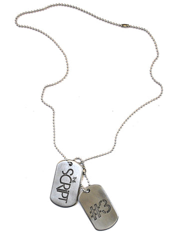 'Logo #3' Dog Tag