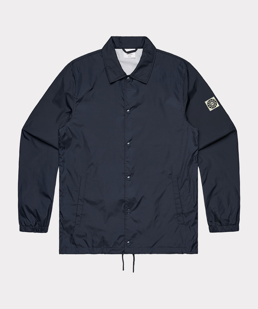 KC Coach Jacket - Navy