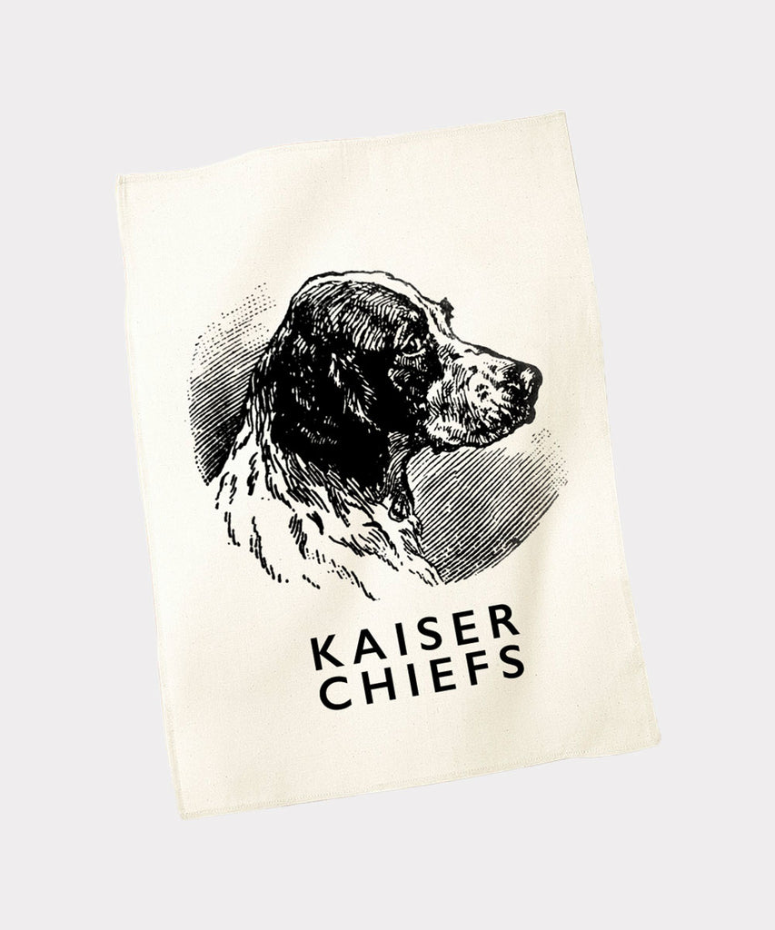 Dog Tea Towel