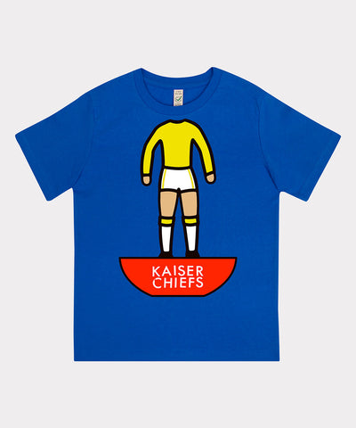 Subbuteo Kids T-Shirt - Royal Blue
