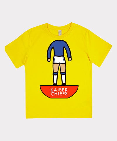 Subbuteo Kids T-Shirt - Yellow