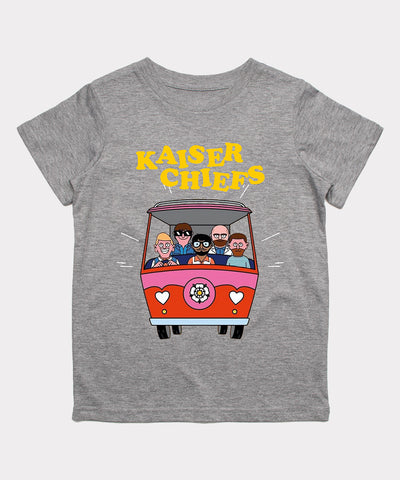KC Camper Youth T-shirt - Grey
