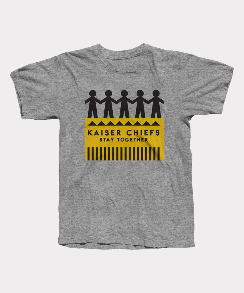 Paper Dolls 2017 Grey Tour T-Shirt