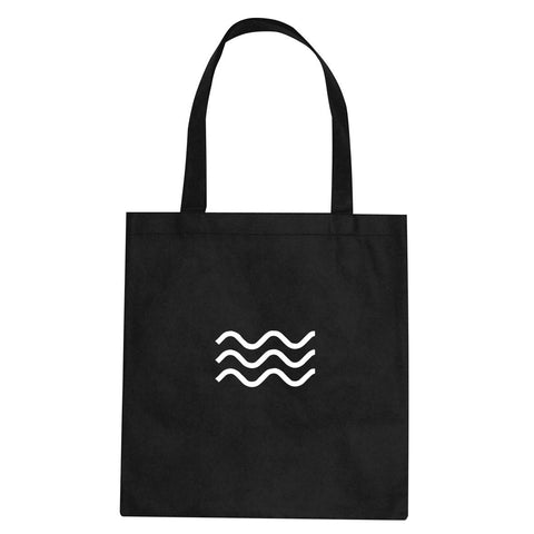'Waves' Tote Bag
