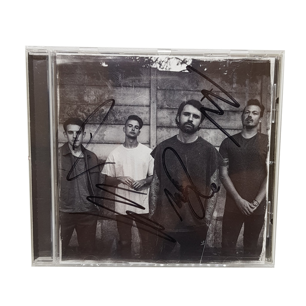 'Safe In Sound' CD - SIGNED