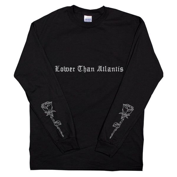 'Roses' Long Sleeve T-Shirt