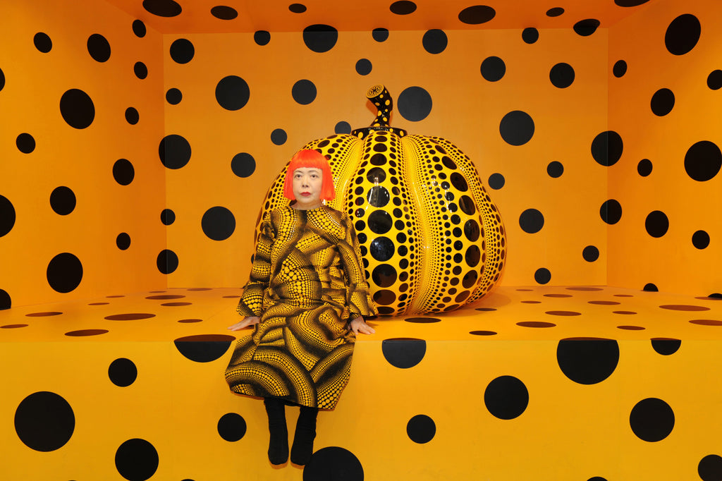 Kusama gets own museum in Tokyo