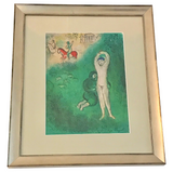 Marc Chagall - Daphnis and Chloe