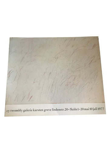 Cy Twombly - Untitled 2