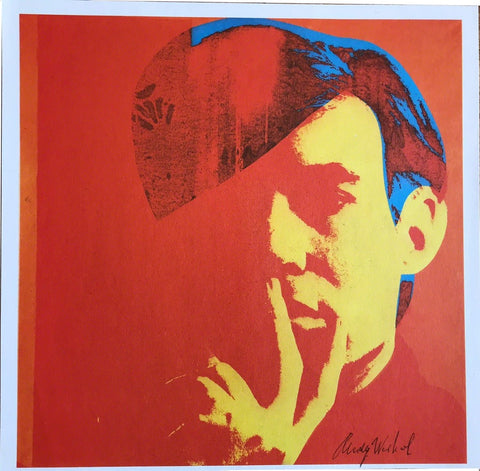 Andy Warhol - Double Self-Portrait