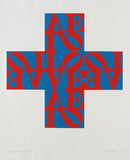 Robert Indiana - Love Cross