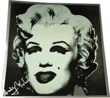 Andy Warhol - Black/White Marilyn Monroe