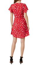 SALE Azalea Floral Wrap Dress