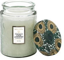 Large Jar Candle (More scents available!)