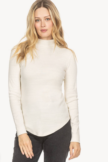 SALE Oat Long Sleeve Turtleneck
