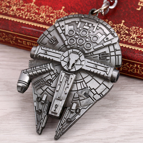 Star Wars W Falcon Keychain