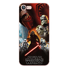 phone cases R2D2 BB8 Star Wars Coffee Stormtrooper Darth Vader soft silicon case cover For Apple iphone 7 7plus 5S SE 6 6plus