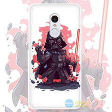 YODA star wars and bb8 cute bot Hard White Cell Phone Case Cover for Xiaomi Mi Redmi Note 3 3S 4 4A 4C 4S 5 5S Pro