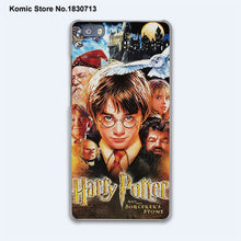Avada Kedavra bicth alway Harry Potter hard transparent phone Cover Case for huawei P9 P8 Lite P9Plus P7 Mate 9 Mate S 8 7