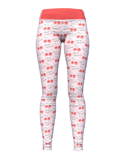 Women's Fruit Leggings | Sherry Sweet