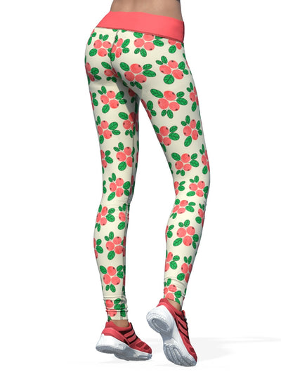 Women's Design by Liin Leggings | Lingonberry