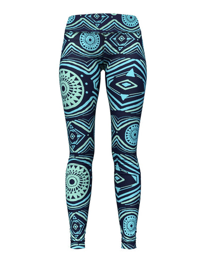 Women's Jake Wood Design Leggings | Aztec