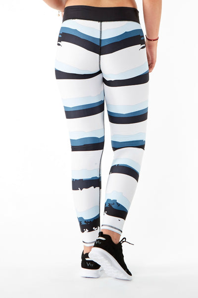 Women's Pattern Leggings | Rough Streak