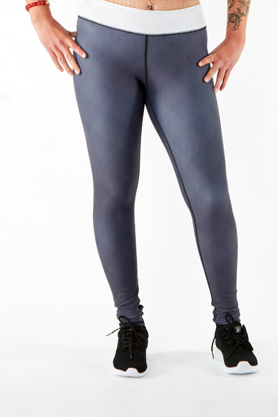 Women's Textile Leggings | Quilted