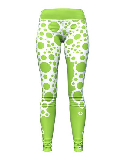 Women's Design by Liin Leggings | Bubbely