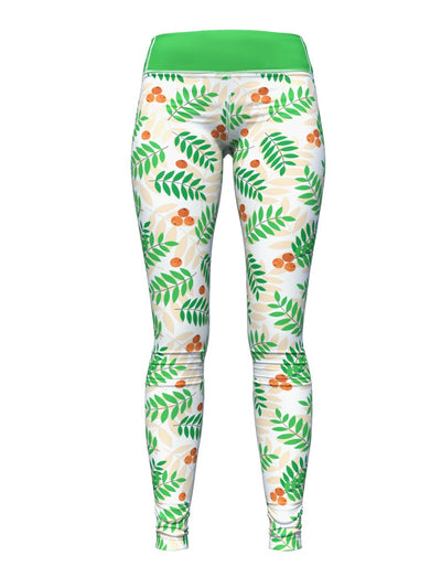 Women's Design by Liin Leggings | Rowanberry