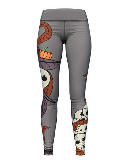 Women's Halloween Leggings | Which Witch