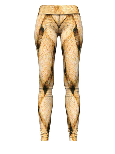 Women's Textile Leggings | Woven Rope